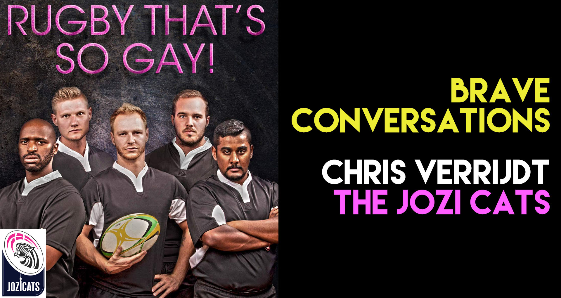 Conversations Cover Jozi Cats