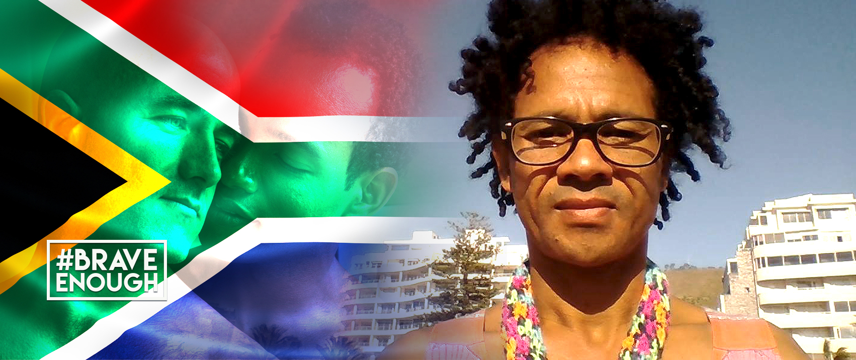 Brave Story:  Godfrey Talks About Being Gay In Post-apartheid S.A.