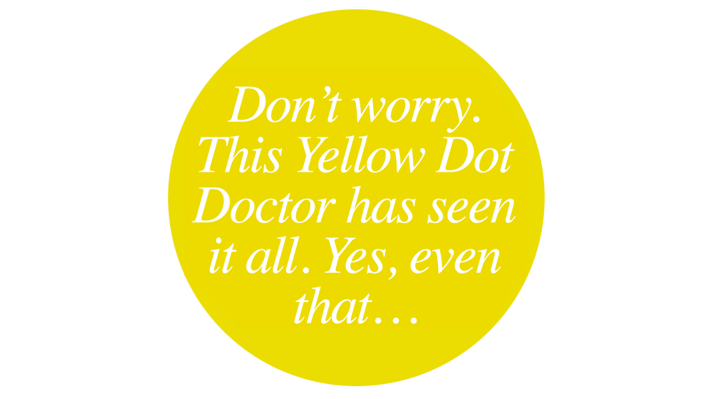 Yellow Dot Doctor