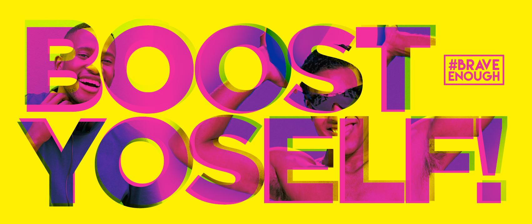Boost Yoself!