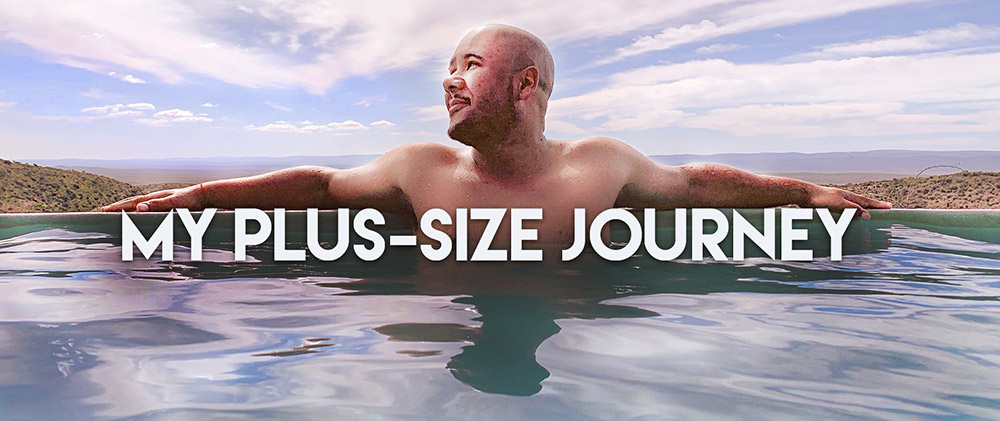 My Plus-size Journey To Gay World SA And How I'm Breaking The Mould